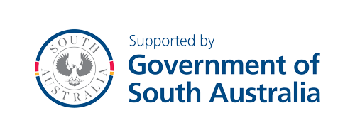 supported by the government of south australia